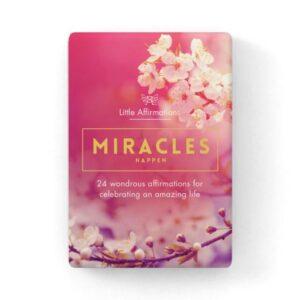 Miracles Card Set