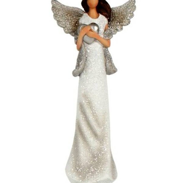 Small Peace Pray Love Angels with Heart