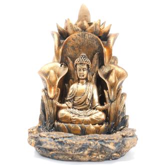 Buddha Backflow Incense burner Burner