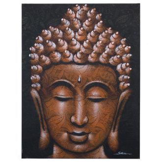 Copper Buddha picture