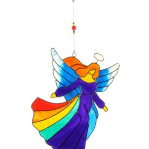 Flying Angel Suncatcher