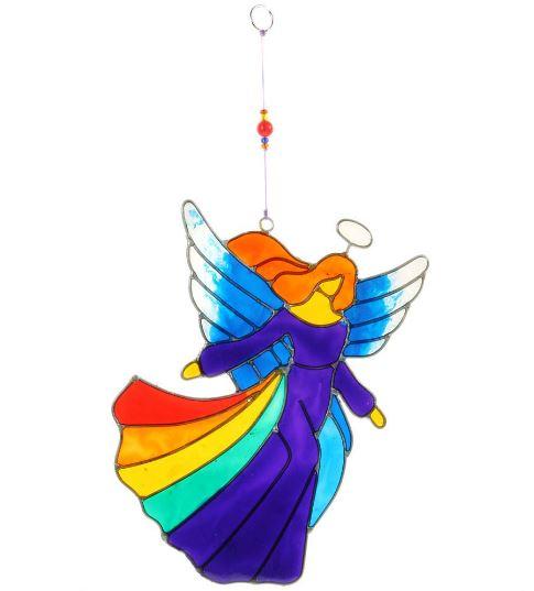 Flying Angel Suncatcher