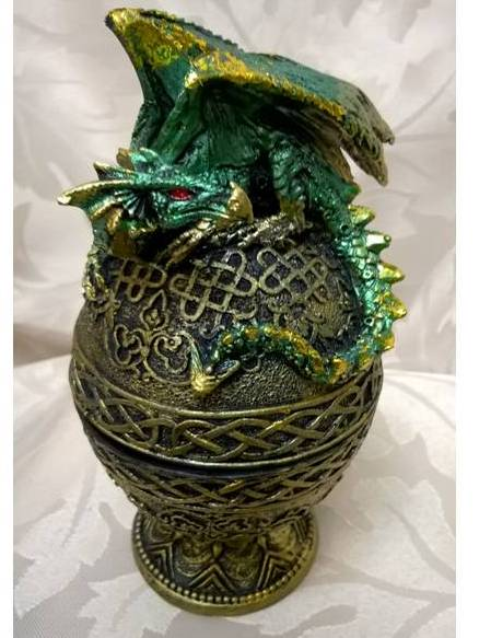 Green Dragon Egg