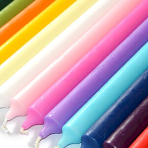 Colour Candles