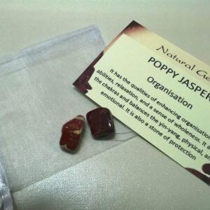 Poppy Jasper Crystal