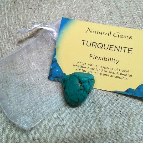 Turquenite Crystal