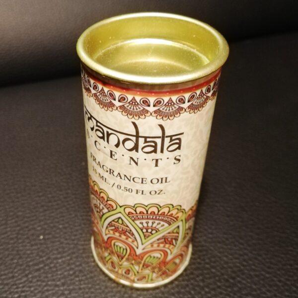 Vanilla fragrance oil