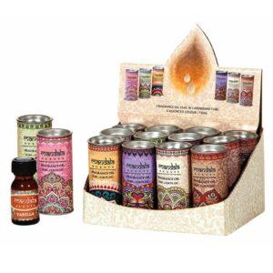 Fragrance Oil Presentation Box