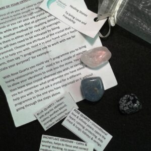 Love and Friendship Crystal Healing Pack