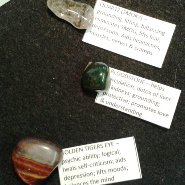Protection Crystal Healing Pack