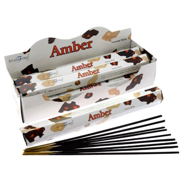 Amber Incense sticks